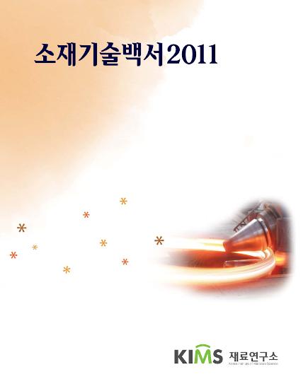 소재기술백서 2011