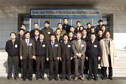 Korea-Japan Workshop on Natural Fibers and Wood Plastic Composites