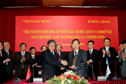 베트남 IMS와 MOU 체결