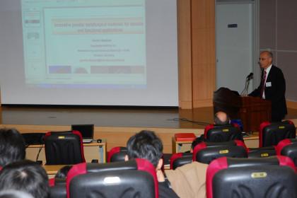 IFAM-IKTS-KIMS 공동 symposium 개최