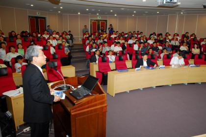 2008 금속소재정보은행 WEB 기반 서비스 공개 시연회 및 기업 컨소시엄 Kick-off Meeting