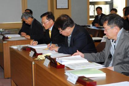 2009년 기본사업 신규과제 1차 선정 평가회 발표