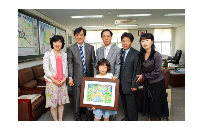 [언론보도] 재료연구소, 김해 석봉초 과학용품 기증