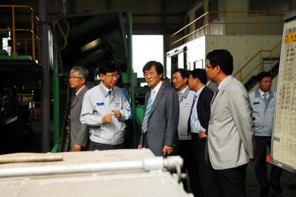 재료연, 산업체 현장방문