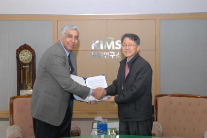 재료연-GM Global R&D Center, 경량 마그네슘 자동차 부품 관련 MOU 체결