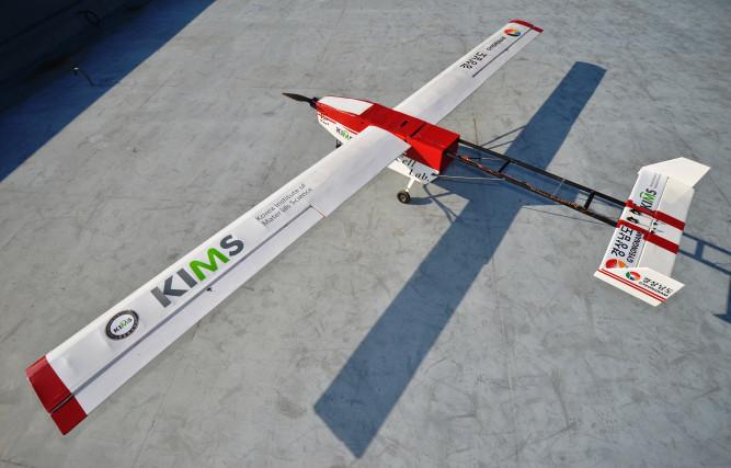 연료전지 적용한 무인 항공기 경남 상공 날다!