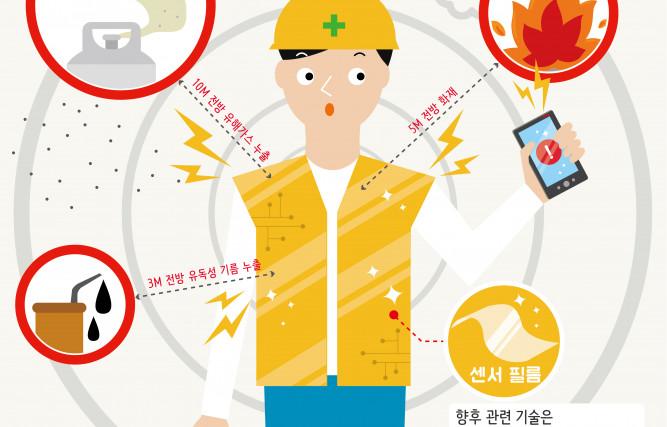 미세한 가스, 빛 감지해 위험 요소 찾아낸다!