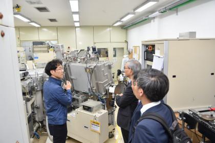 2019-10-15 한국에너지기술평가원장 내방