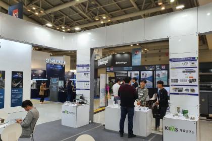 [재료연구소 포토] 2019 tct korea(티씨티 코리아) 전시 참가