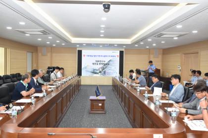 2019-07-04 서부경남 기업클러스터 내방