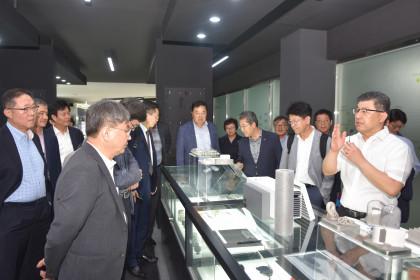 2019-09-06 국가과학기술연구회 경영협의회 내방