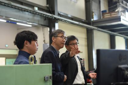 2019-09-26 과기부 김성수 과학기술혁신본부장 내방