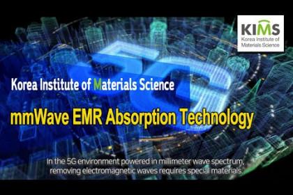 [KIMS] mmWave EMR Absorption Technology