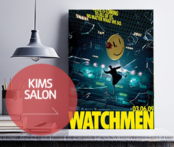 kims salon (영화 로건)